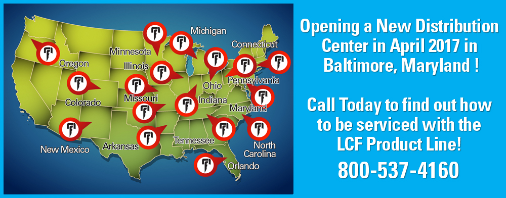 Lakeside Construction Fasteners - Baltimore MD Distribution Center