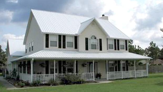 Metal Roofing Screws Gutter Protection Amp Soffit