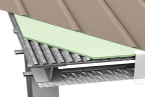 Hydro Guard Roof Deck Insulation