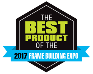 Lakeside Construction Fasteners - Frame Builders 2017 Award