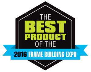 Lakeside Construction Fasteners - Frame Builders 2016 Award