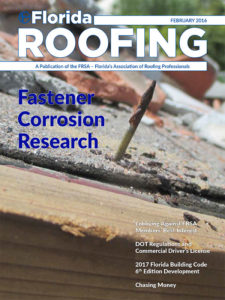 Florida Roofing Feb 2016
