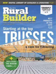 Lakeside Construction Fasteners - Rural Builder May 2016