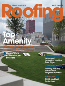Roofing Magazine March - April 2016