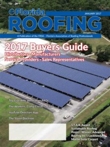 LCF Florida Roofing Magazine - January 2017