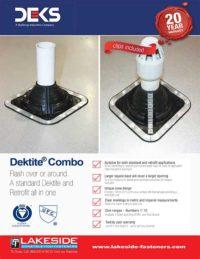 Lakeside Construction Fasteners - Deks Combo