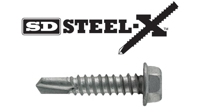STEELX - 12 x 1 1/4 w/o Washer