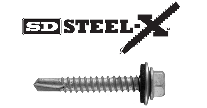STEELX - 12 x 1 1/4 w/ Washer