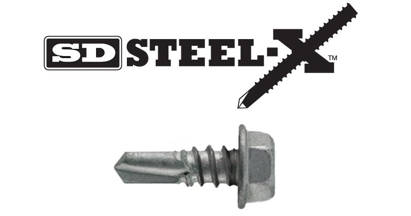 STEELX - 12 x 3/4 Stitch w/o Washer