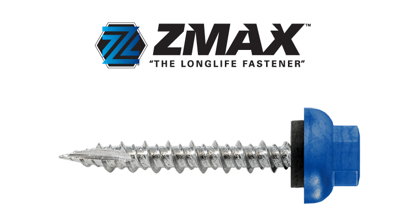 Lakeside Construction Fasteners - ZMAX