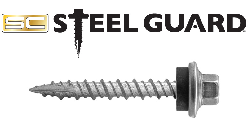 Lakeside Construction Fasteners - SC SteelGuard