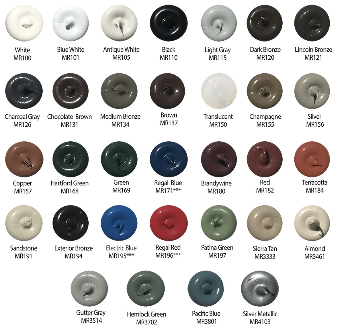 Nova-Flex-Metal-Roof-Color-Chart